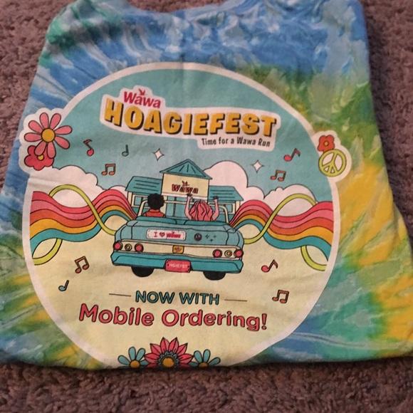 Hanes Other - Wawa Hoagiefest Shirts
